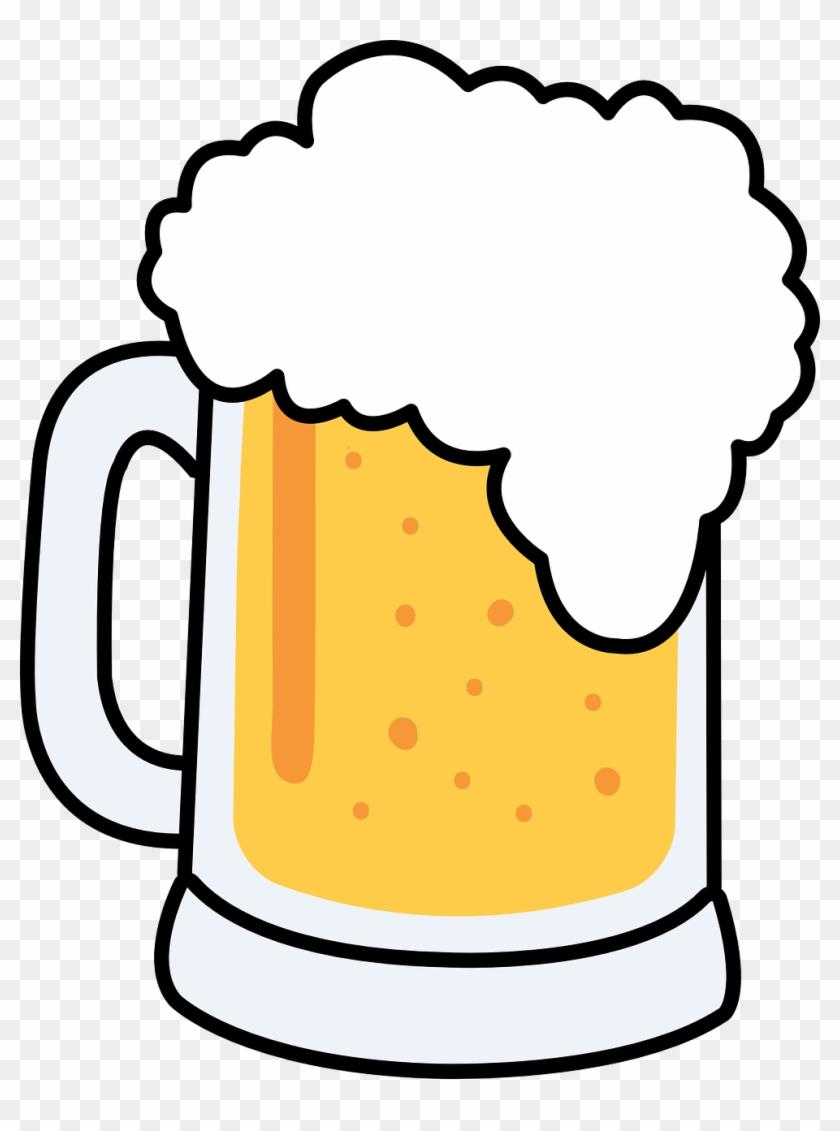 Free Cartoon Beer Mug Clip Art Beer Free Transparent Png Clipart Images Download