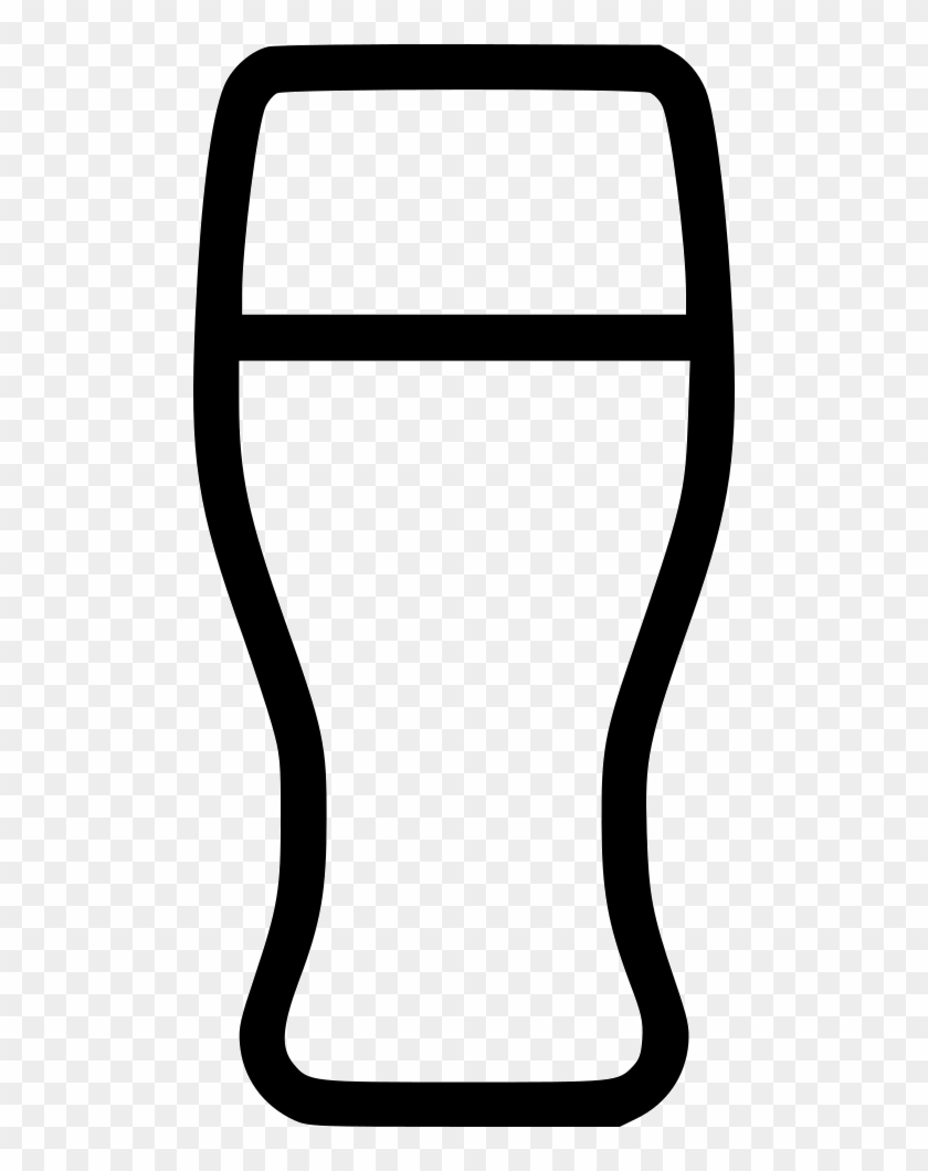 Beer Glass Comments - Beer Glass Free Icon #330498
