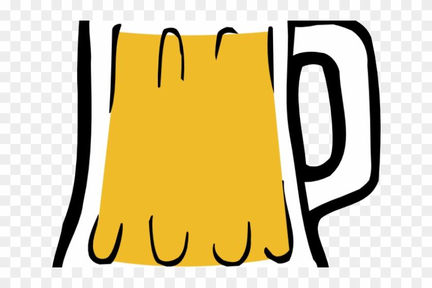 Root Beer Clipart Beer Pitcher - Cartoon Beer Mug #330840