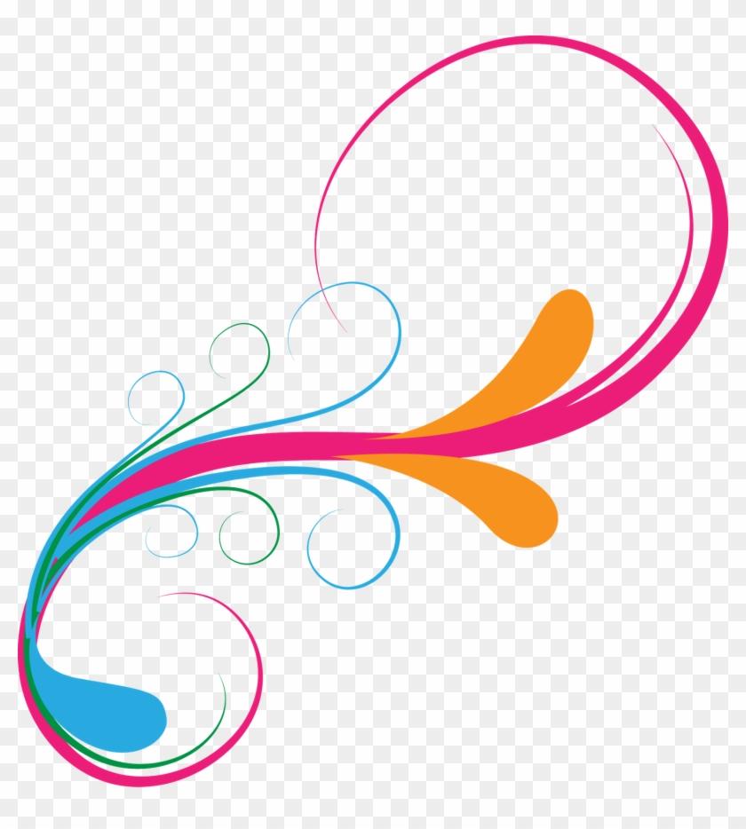 Flower Vector Floral Design - Background Flower Design Png #330964
