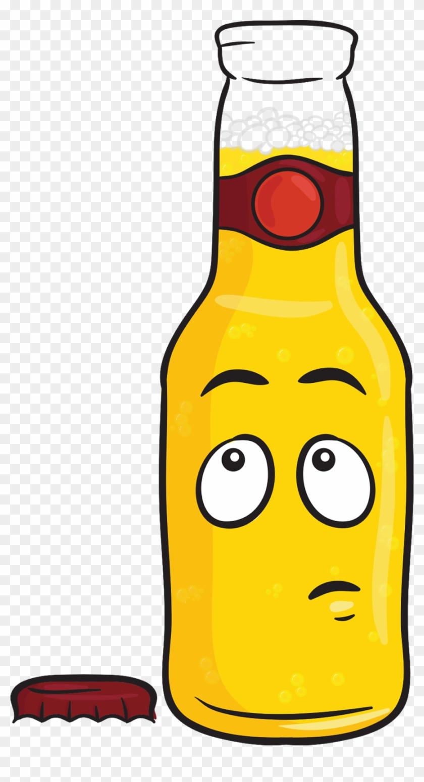 Upcoming Jacksonville Craft Beer Events - Cartoon Bottle Of Beer #331235