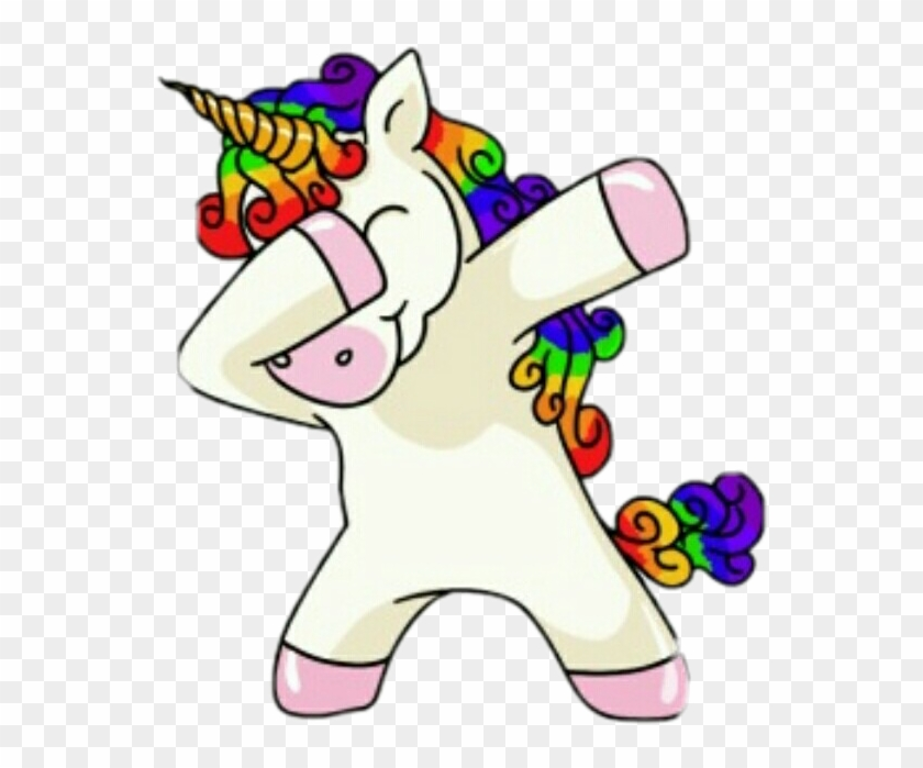 Dibujos De Unicornio Kawaii Para Colorear Free Transparent
