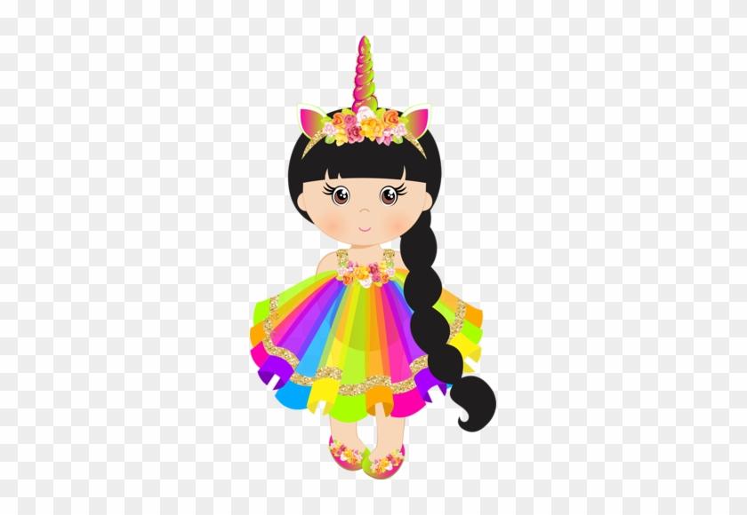 Unicórnio - Desenho De Boneca Unicornio #331631