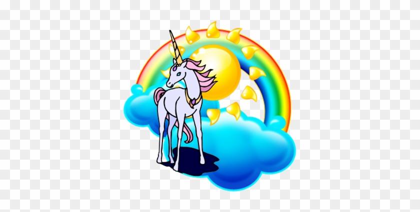 Unicorns - And - Rainbows - Sunshine Unicorns And Rainbows #331640
