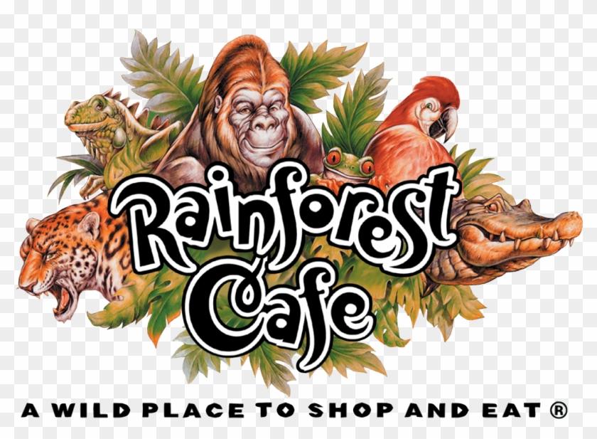 The Rainforest Cafe - Rainforest Cafe Dubai Menu #331673