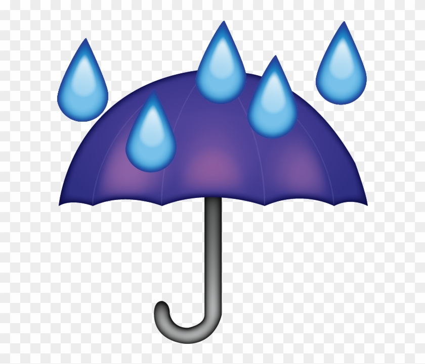 Umbrella Emoji $0 - Umbrella Emoji #332024