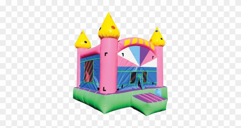 Princess Castle - Inflatable Castle #332219