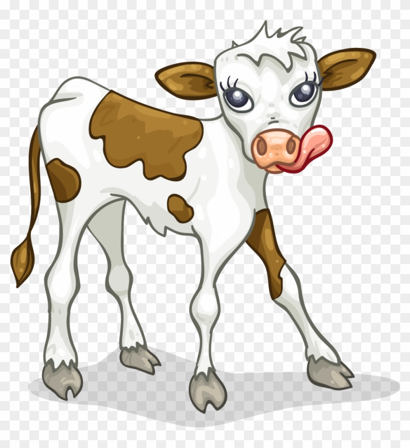 Old Mcwallabee Had A Farm - Dairy Cow #332238