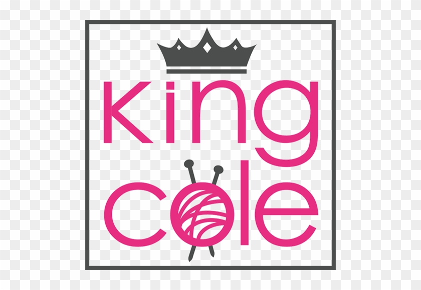 King Cole Highland Cow Toy & Cushion Tinsel Dk Knitting - King Cole Logo #332924
