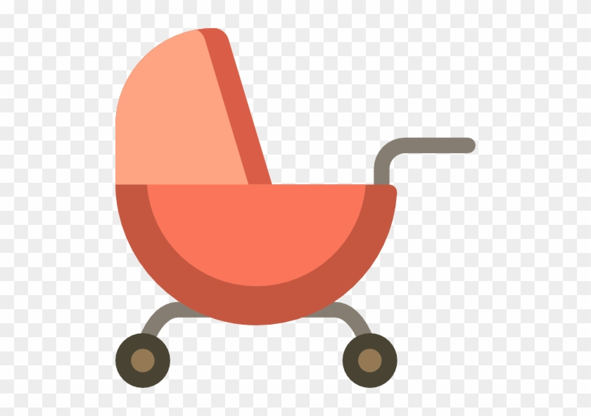 Stroller Free Icon - Baby Stroller Png Icon #333156