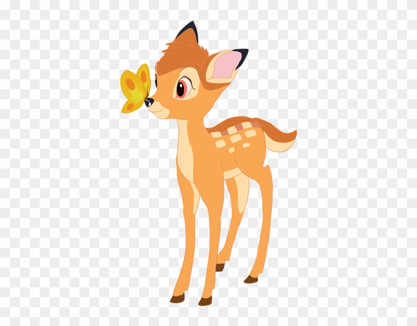Bambi By Valichan - Png De Bambi - Free Transparent PNG Clipart ...