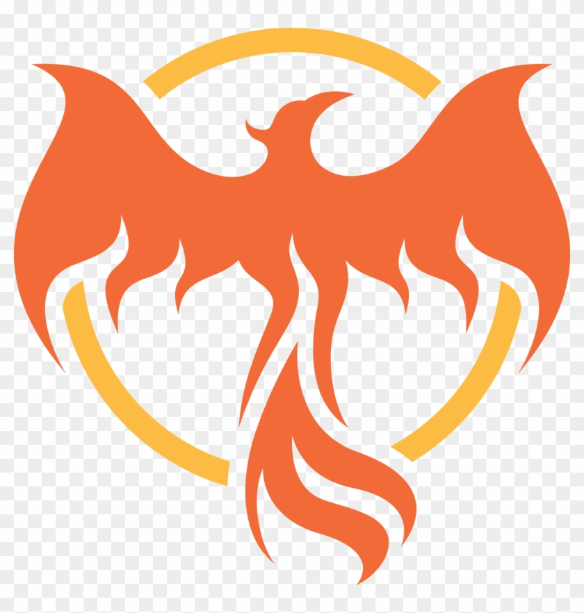 Phoenix Rising From The Ashes Clipart Free Transparent Png Clipart