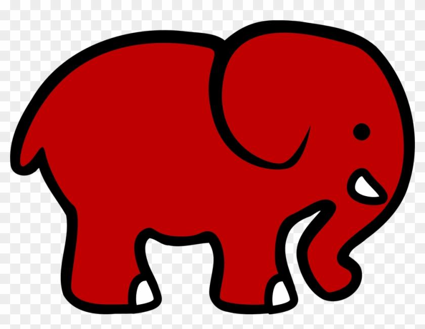 Alabama Elephant Face Clipart - Delta Sigma Theta Elephant #334082