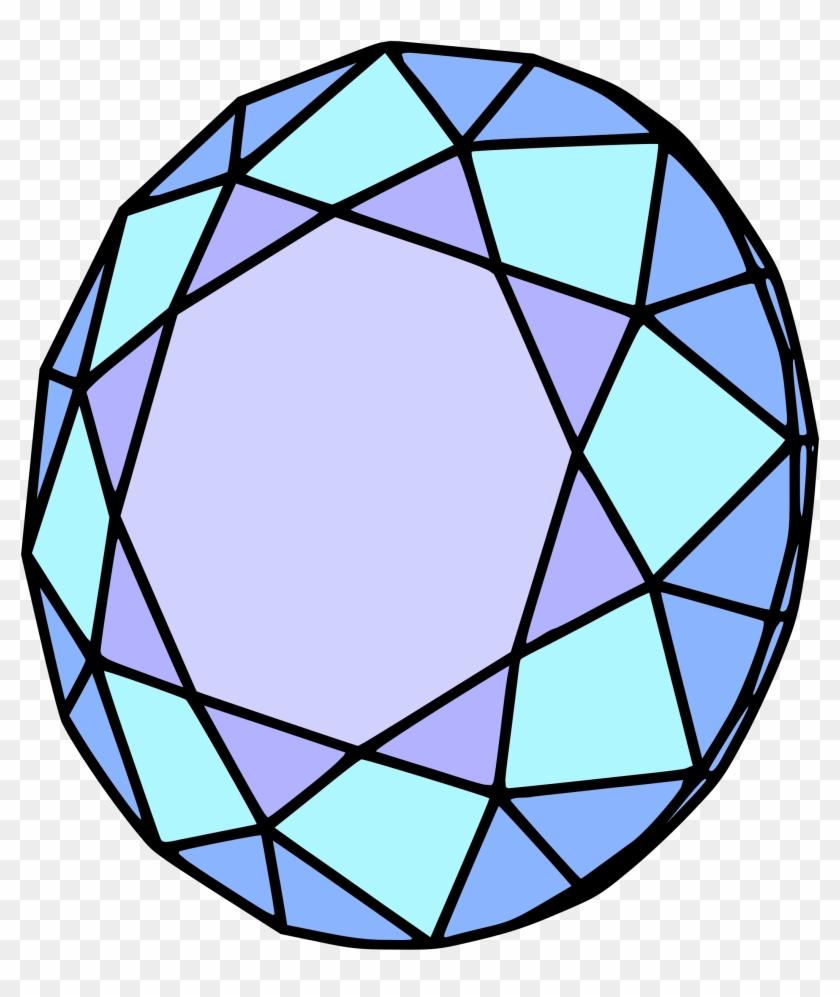 Similar Clip Art - Draw A Circle Diamond #334542