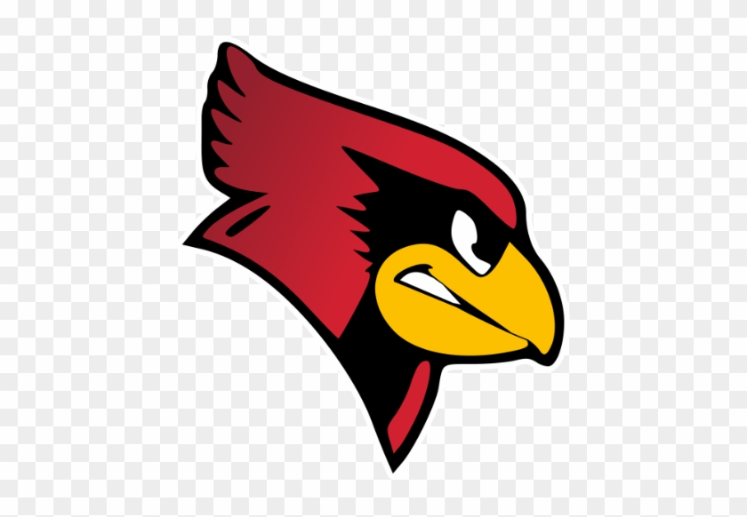 Taylor County Logo - Illinois State University Redbird #335003