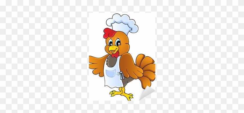 Cheff Ayam Kartun Free Transparent Png Clipart Images Download