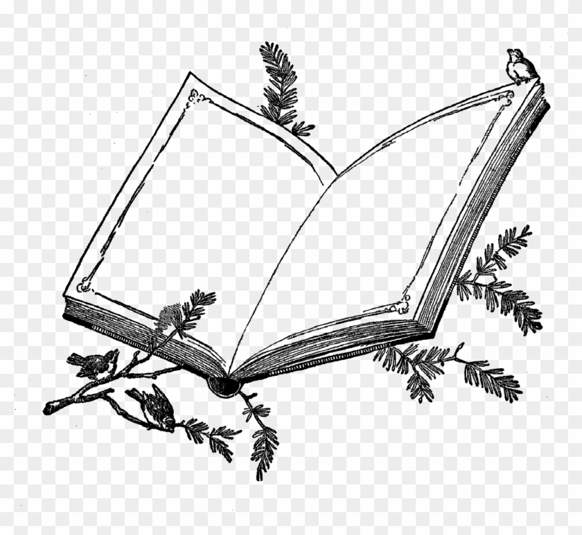 Digital Book Clip Art - Bookphoto Frames Design Free Download #335461