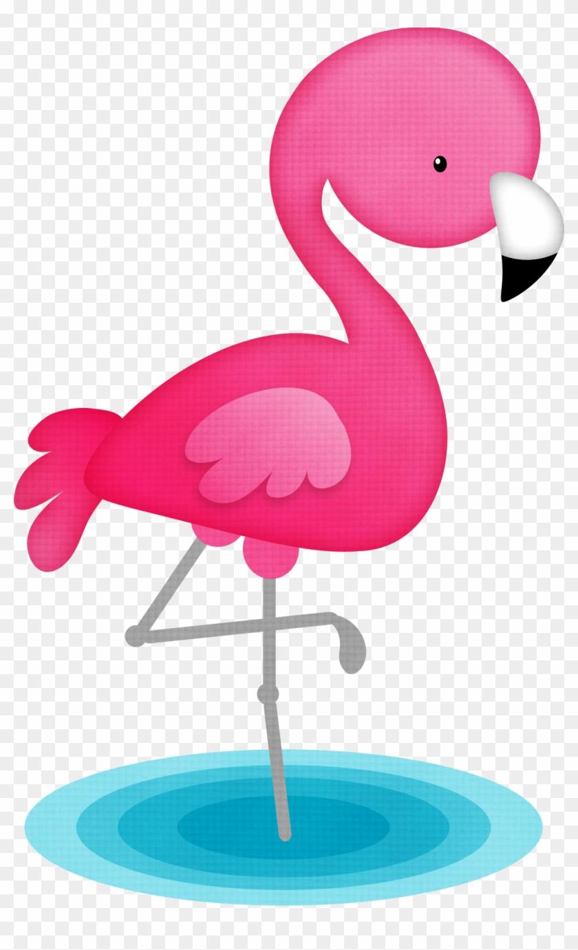 Birds ‿ ⁀°•• - Cute Flamingo Clipart - Free Transparent ...