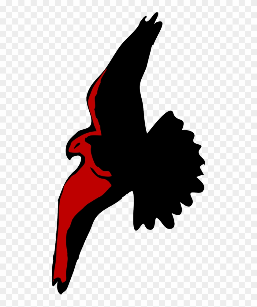 Cartoon Hawk Flying - Free Transparent PNG Clipart Images Download