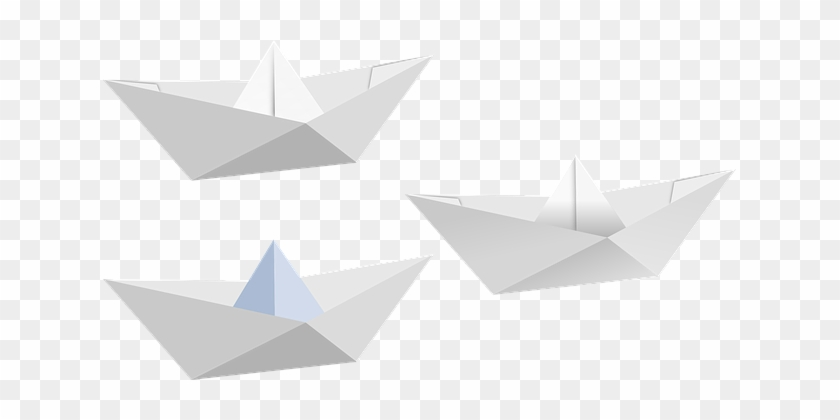 Boat Fold Folded Paper Ship Boat Boat Boat Ship From Paper Png