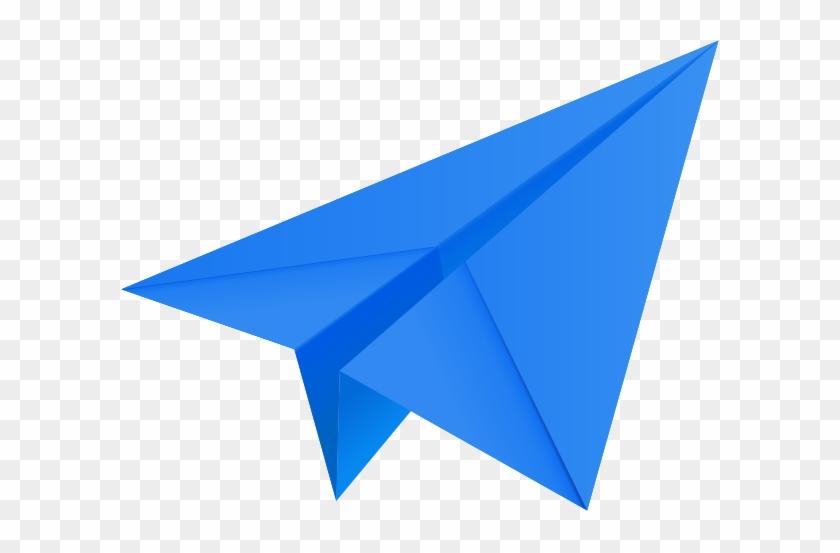 paper airplane vector blue paper plane paper aeroplane paper