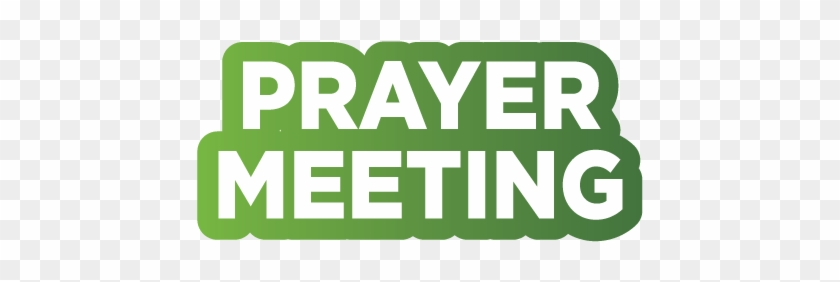Prayer Meetings At Hope Church Huddersfield - Prayer Meeting #336583