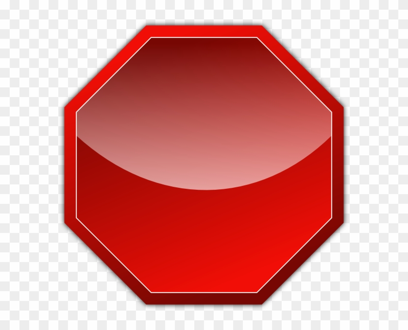 Stop Sign Clip Art At Vector Clip Art - Free Vector Stop Sign #336919