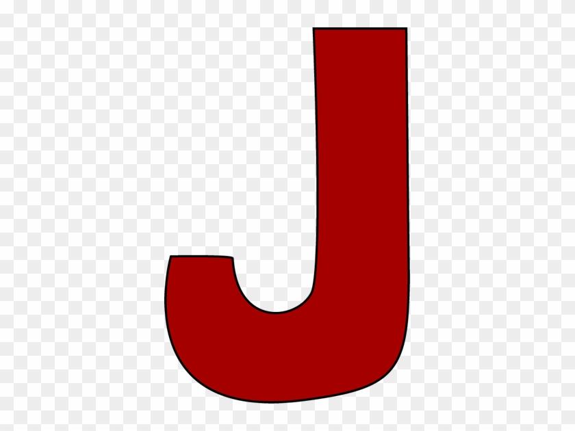 Red Letter J Clip Art Image L Red Letter J Clip Art Image L Free