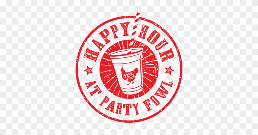 Happy Hour At Party Fowl - Simit Sarayi Uk #336954