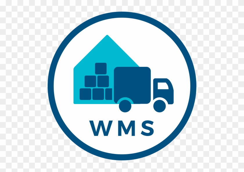 Warehouse And Inventory Management Integrated Tools - Warehouse Management System Wms Logo #337106