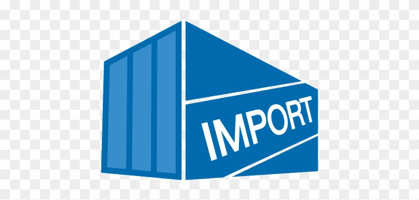 We Provide A Vast Range Of Import And Export Freight - Import Icon Png #337116