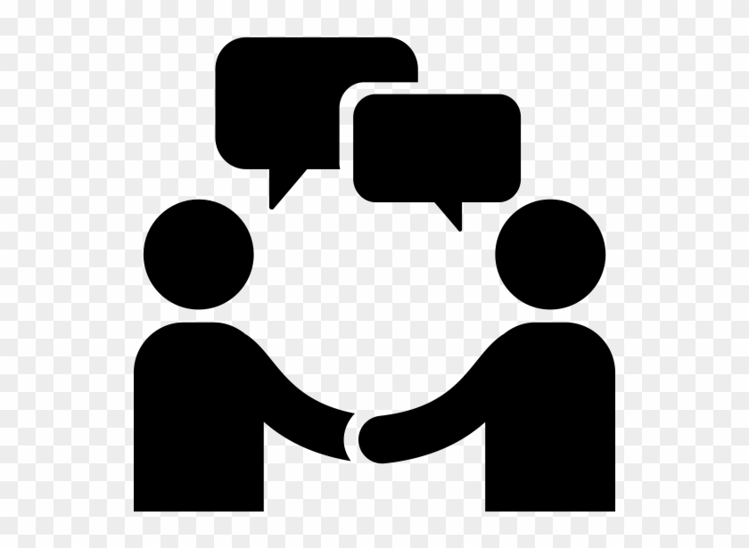 Computer Icons Meeting Clip Art - Meeting Icon Png #337239