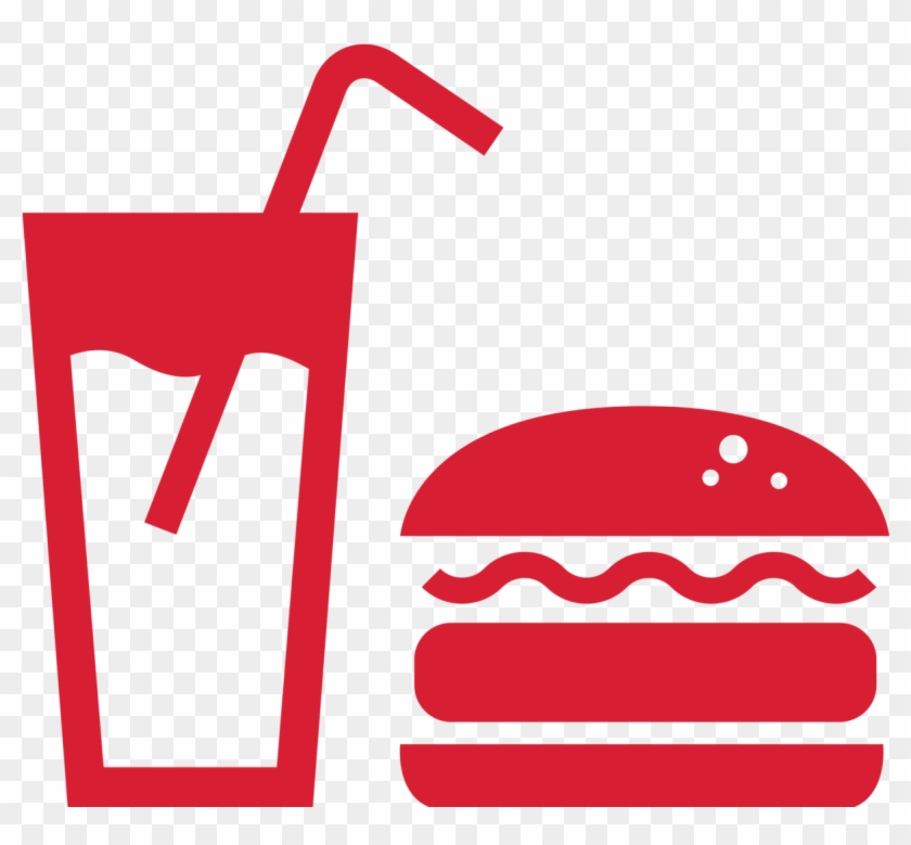 Images For > Food Delivery Icon Png - Fast Food Png Icon #337454
