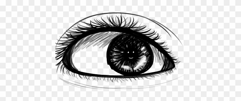 Anime Eyes Transparent Tumblr Pictures To Pin On Pinterest - Art #338085