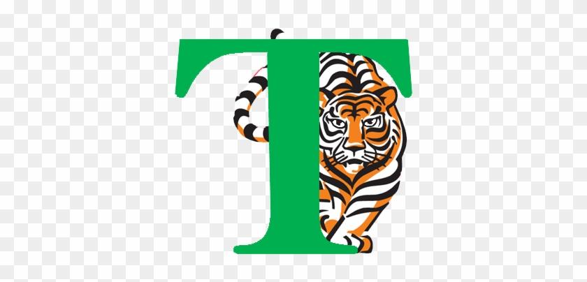 Menu Alerts Twain Middle School Home - Tiger Walk Logo #338094