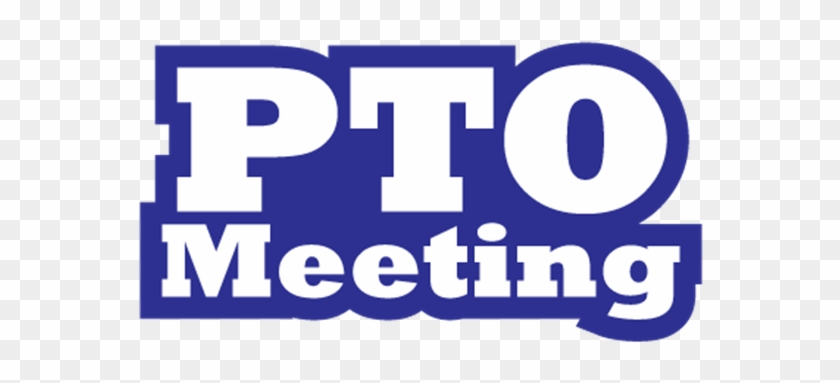 Pto Meeting At 6pm In The Cmit Elementary Cafeteria - Pto Meeting #338272