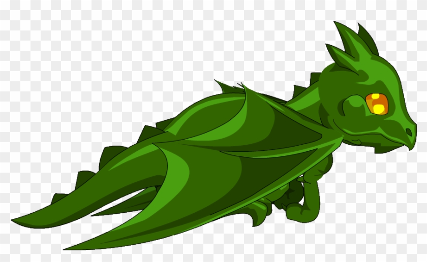 Baby Dragon - Dragonfable Draco - Free Transparent PNG