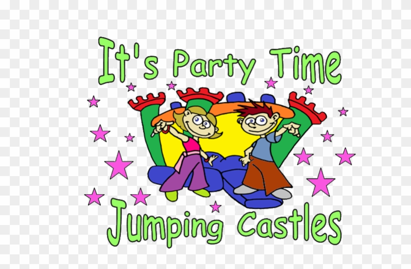 Its Party Time Jumping Castles #338903