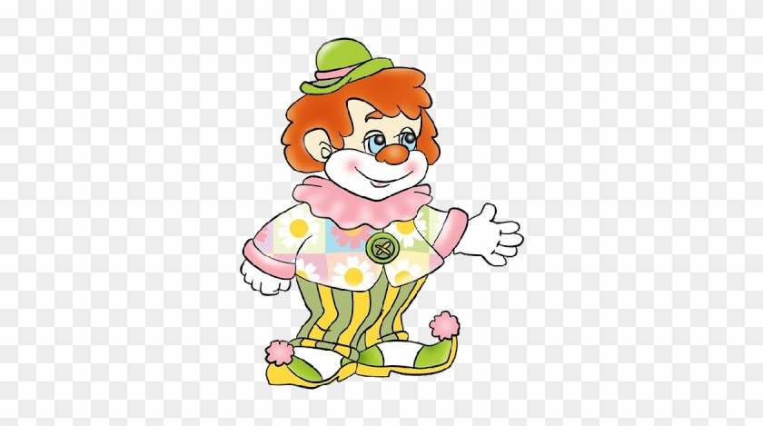 Party Clowns And Balloons - Clipart Clown No Background #338990