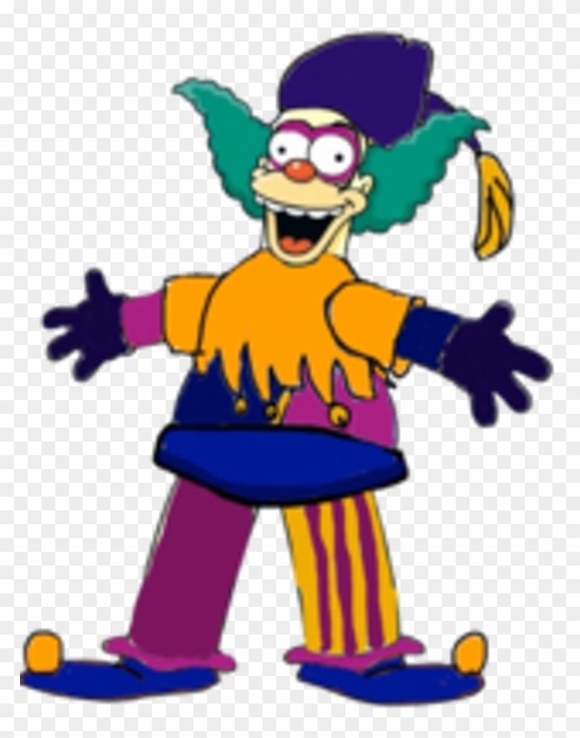 Krusty The Clown As Clopin By Darthranner83 - Hunchback Of Notre Dame Clown #339004