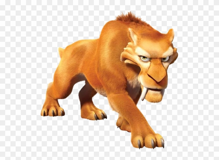Diego1 - Lion From Ice Age #339125