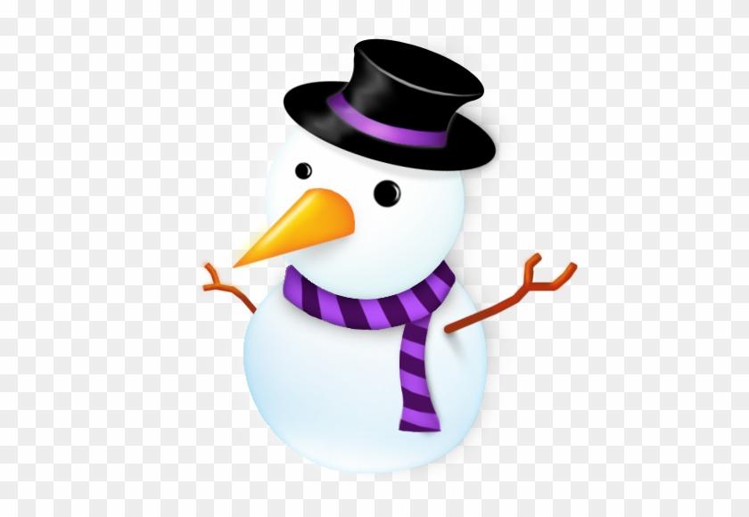 Snow Man Icon Png - Snowman Ico #339492