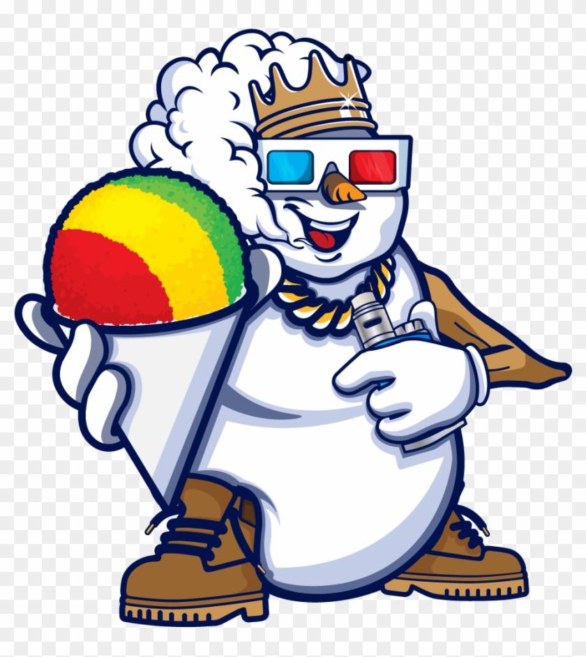 Juiceman's Snow Man On Ice - Snowman On Ice E Juice #339505