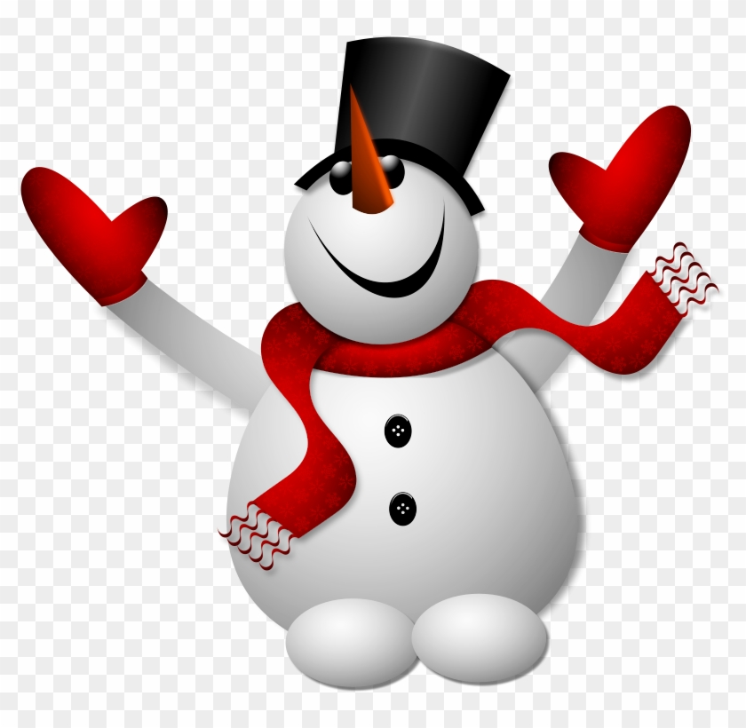 [heading - Cafepress Merry Christmas Winter Snowman. Baby Blanket #339506