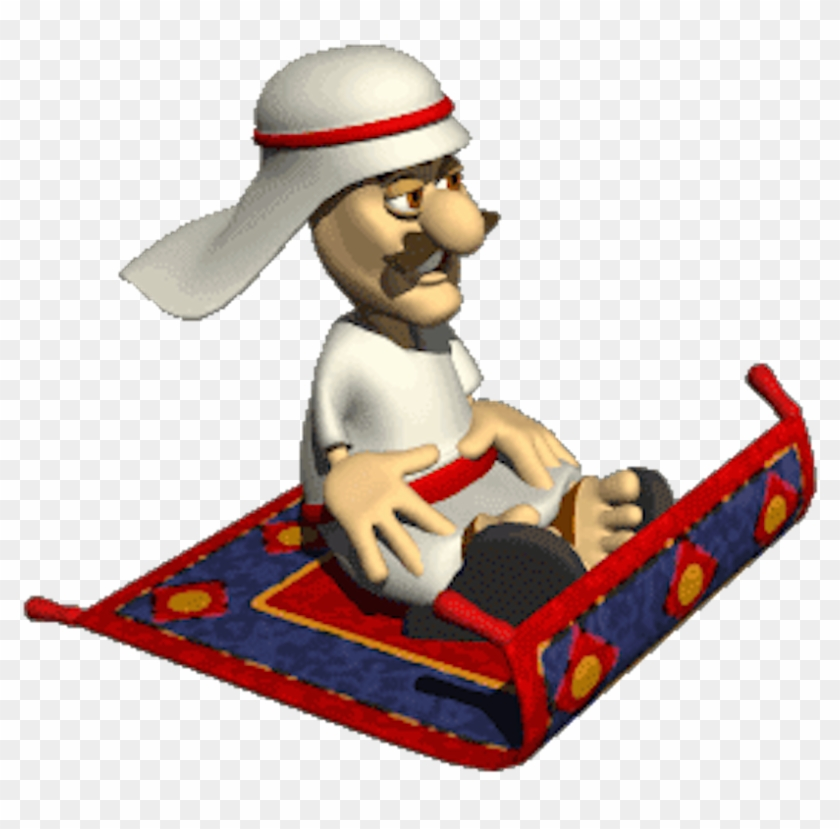 Gif Animations Amp 3d Animated Clipart Animation Factory,powerpoint - Magic Carpet Animated Gif #339618