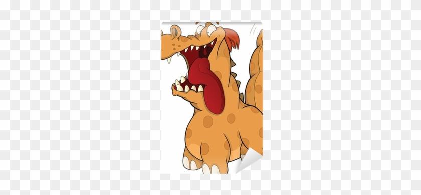 Cheerful Spotty Dragon, Crocodile - Crocodile #339782