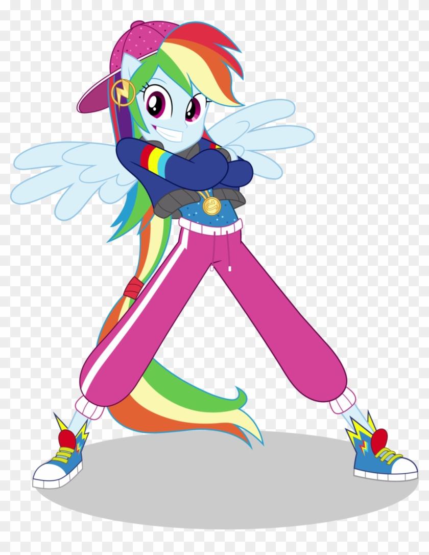 My Little Pony Friendship Is Magic Equestria Girls - My Little Pony Equestria Girls Dance Magic Rainbow #340014