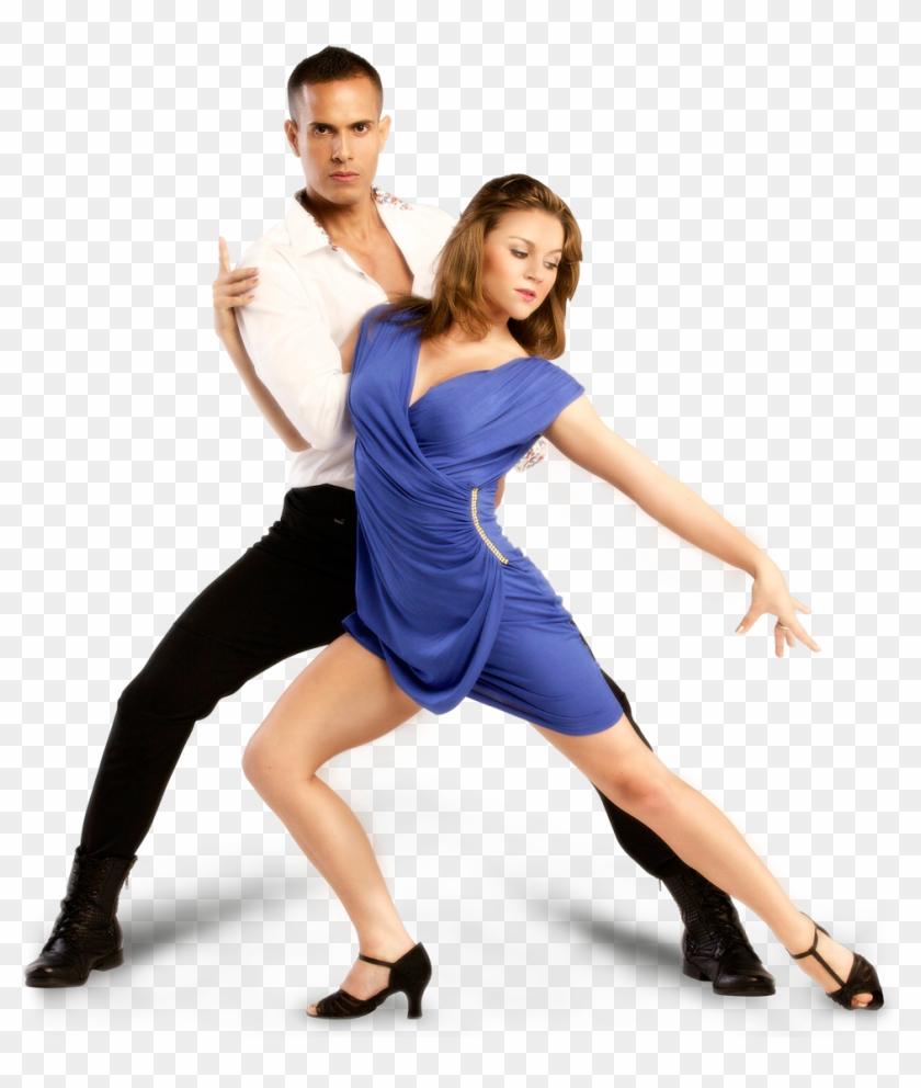 Salsa Dance Style - Bachata Dance Png #340129