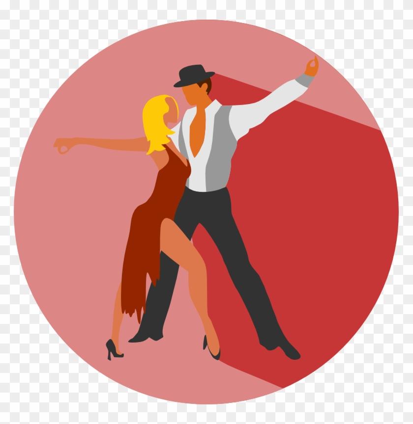 Salsa Dance Bachata Kizomba - Turn - Free Transparent PNG