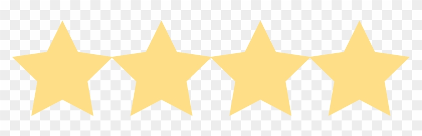"""""""i Would Give You 5 Stars But Then You Would Have Nothing - 4 Gold Stars With Black Back Round #340749"""
